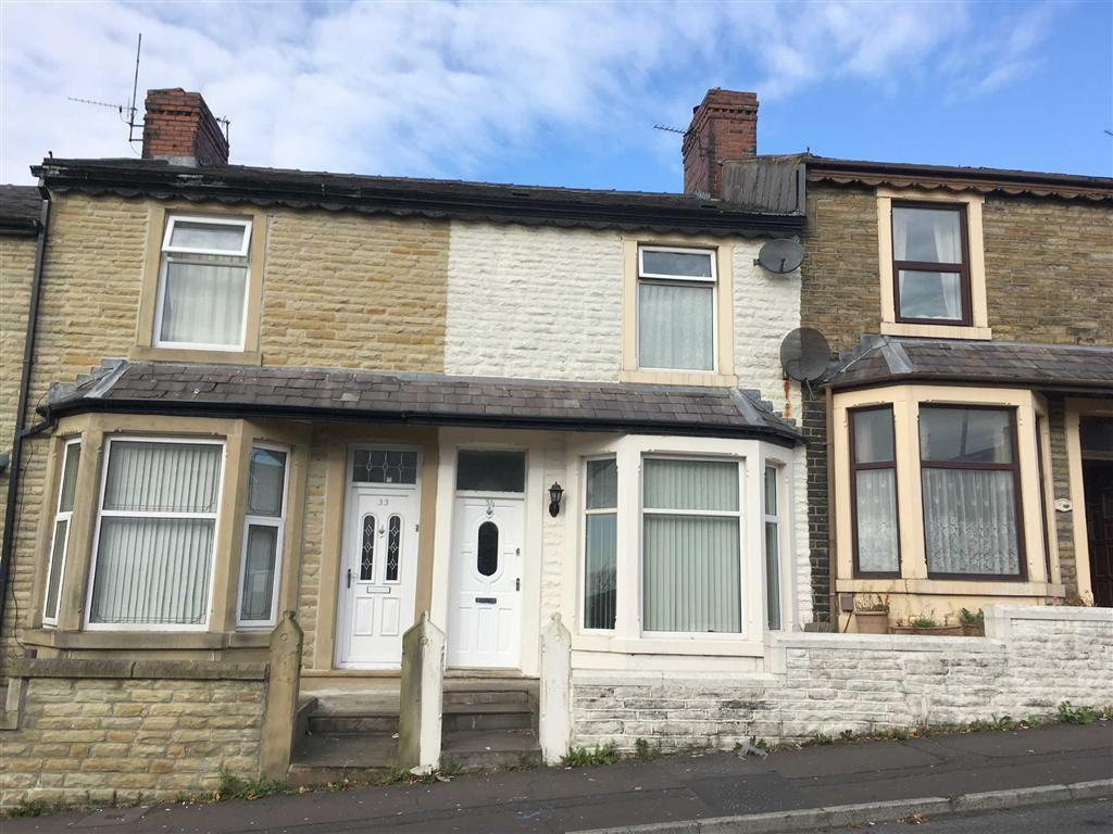 3 Bedrooms Terraced House for sale in Coniston Road, Blackburn