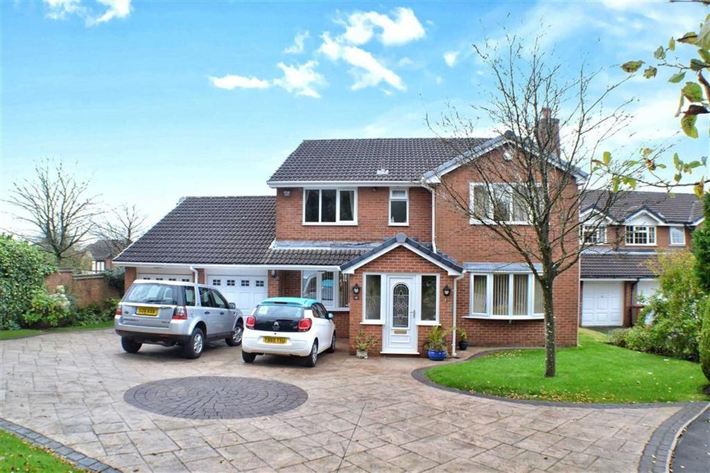 4 Bedrooms Detached House for sale in Charnwood Close, Blackburn