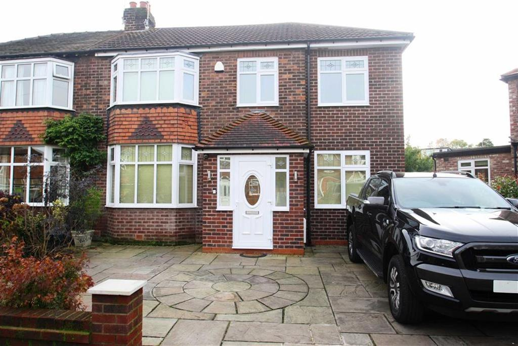 3 Bedrooms Semi Detached House for sale in Albany Road, Wilmslow