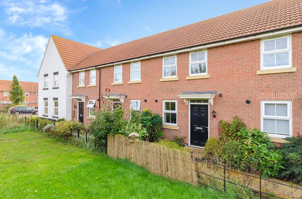 2 Bedrooms Terraced House for sale in Cheltenham Court, Bourne, PE10
