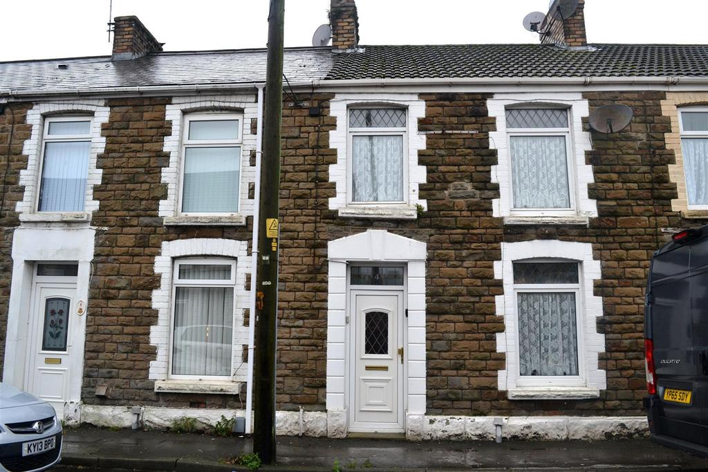 2 Bedrooms Terraced House for sale in Trinity Street, Swansea
