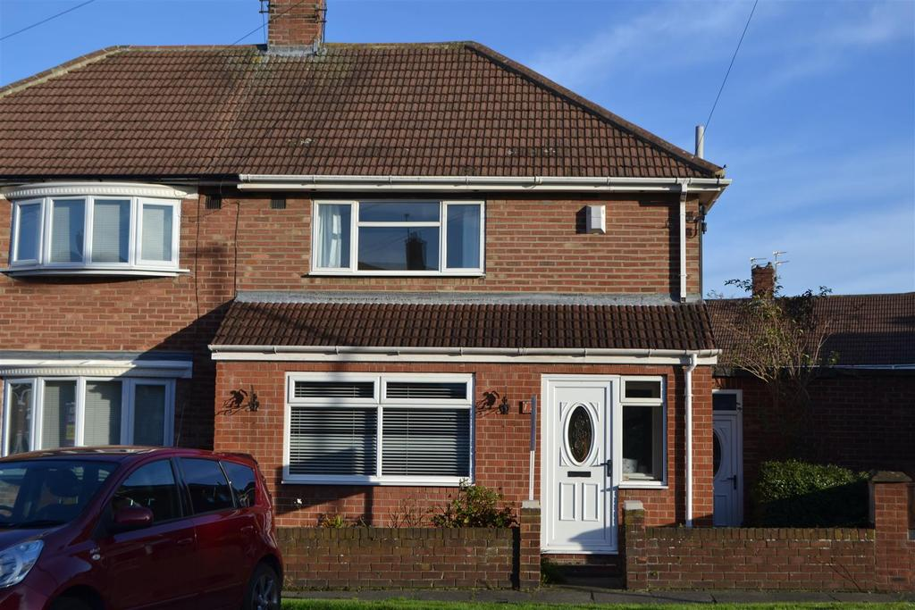 2 Bedrooms Semi Detached House for sale in Roedean Road, Redhouse, Sunderland