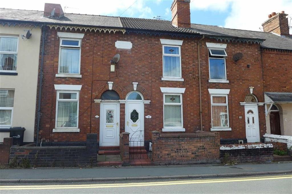 Underwood lane crewe 2 bed terraced house for sale 77 950 for Underwood house for sale