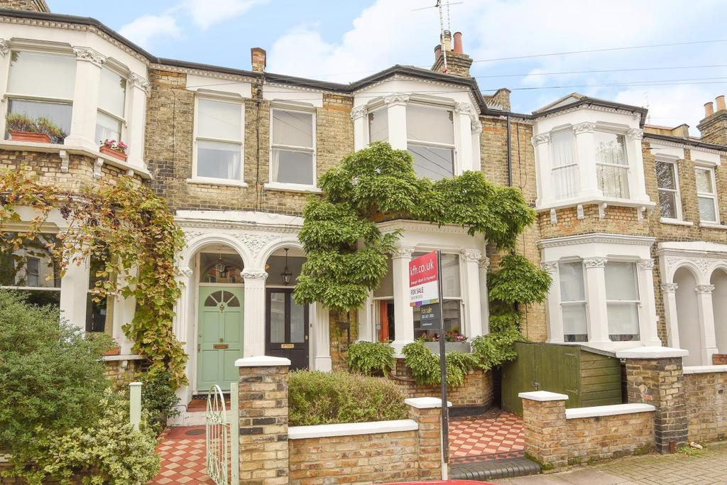 4 Bedrooms Terraced House for sale in Cromford Road, Putney