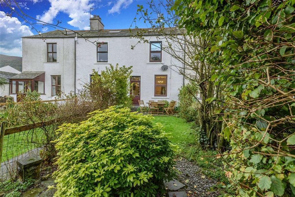 3 Bedrooms Terraced House for sale in Bethany's Cottage. 10 Green Cottages, Torver, Cumbria