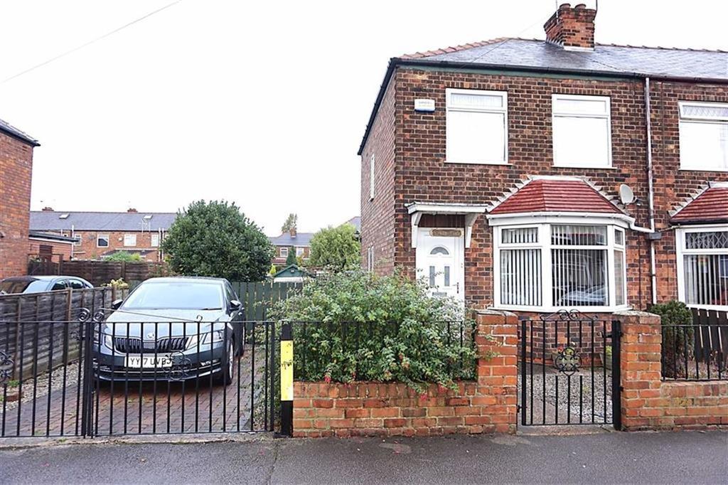 3 Bedrooms End Of Terrace House for sale in Bedford Road, Hessle, Hessle, HU13