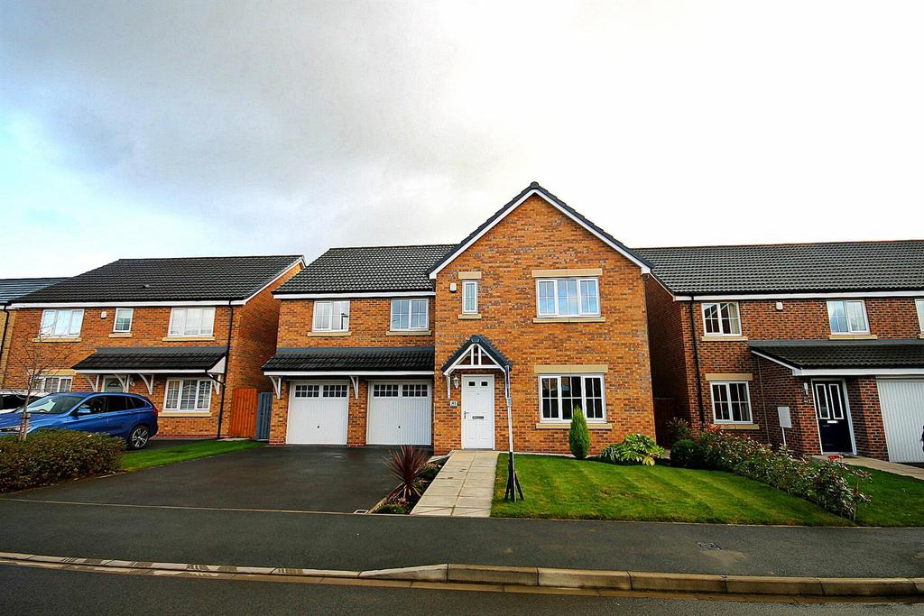 6 Bedrooms Detached House for sale in Clement Way, Willington, Crook
