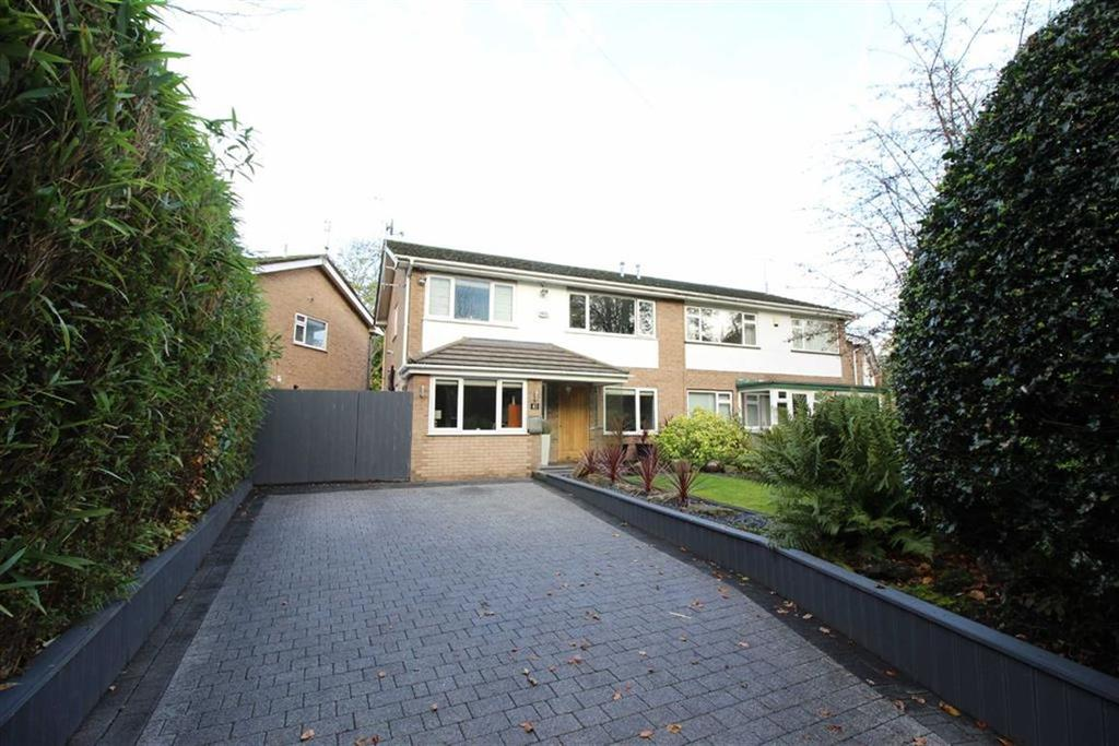 4 Bedrooms Semi Detached House for sale in Derbyshire Road, Sale