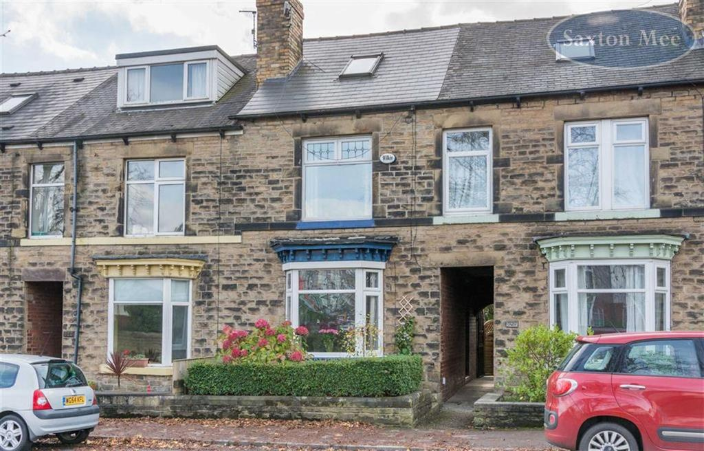 3 Bedrooms Terraced House for sale in Manchester Road, Crosspool, Sheffield, S10