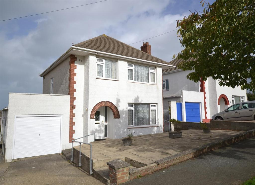 3 Bedrooms Detached House for sale in Fishguard