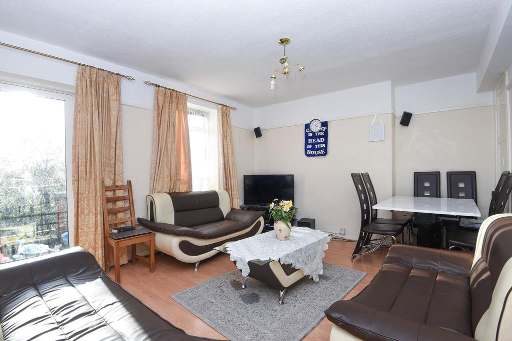 3 Bedrooms Flat for sale in Kingswood Estate, West Dulwich