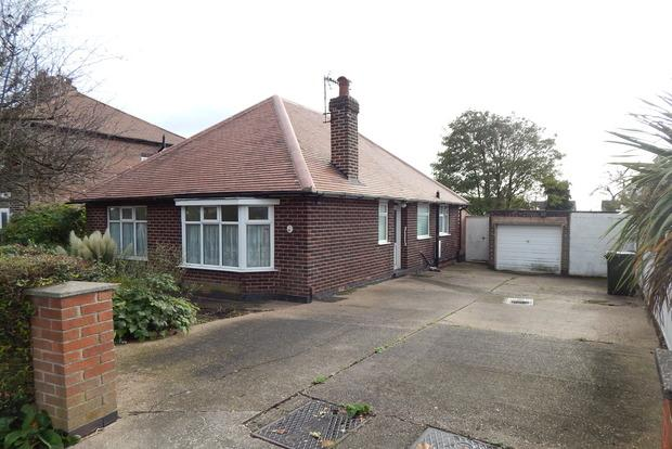 3 Bedrooms Bungalow for sale in Marshall Hill Drive, Mapperley, Nottingham, NG3