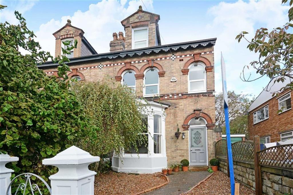4 Bedrooms End Of Terrace House for sale in 14, Eastgrove Road, Botanical Gardens, Sheffield, S10