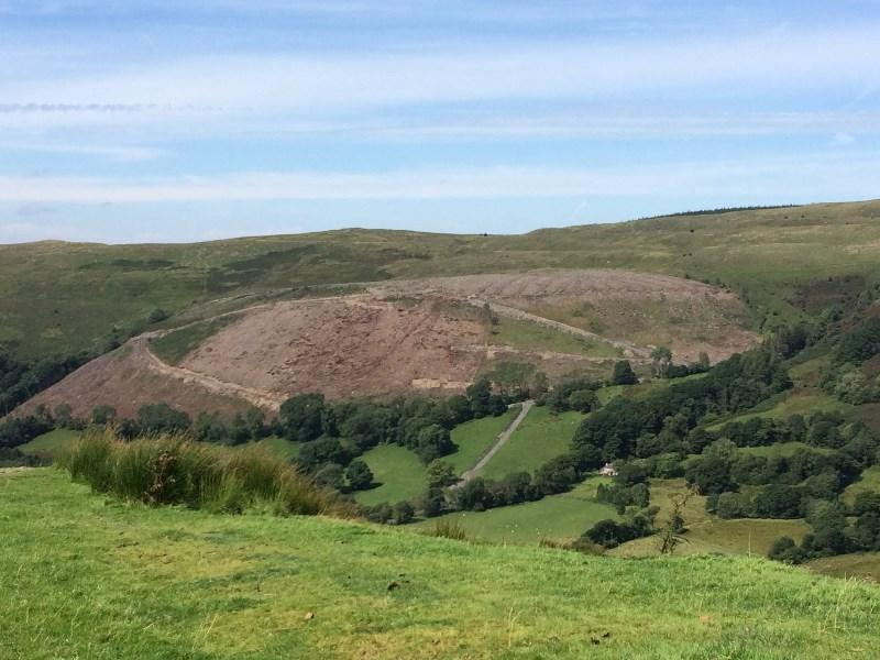 Land Commercial for sale in Woodland known as Coed Tyn-Y-Corn, near Lampeter, Carmarthenshire