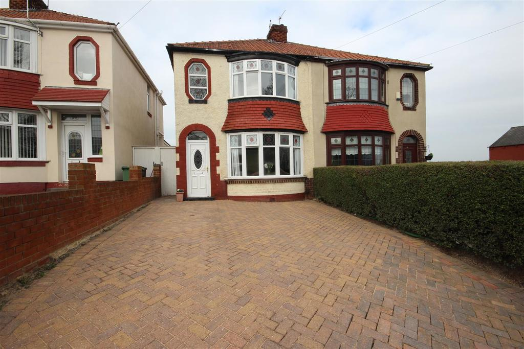 2 Bedrooms Semi Detached House for sale in Hart Lane, Hartlepool
