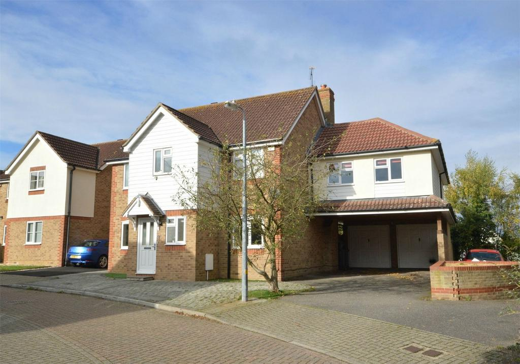 5 Bedrooms Detached House for sale in 9 Ash Green, Great Chesterford, Nr Saffron Walden