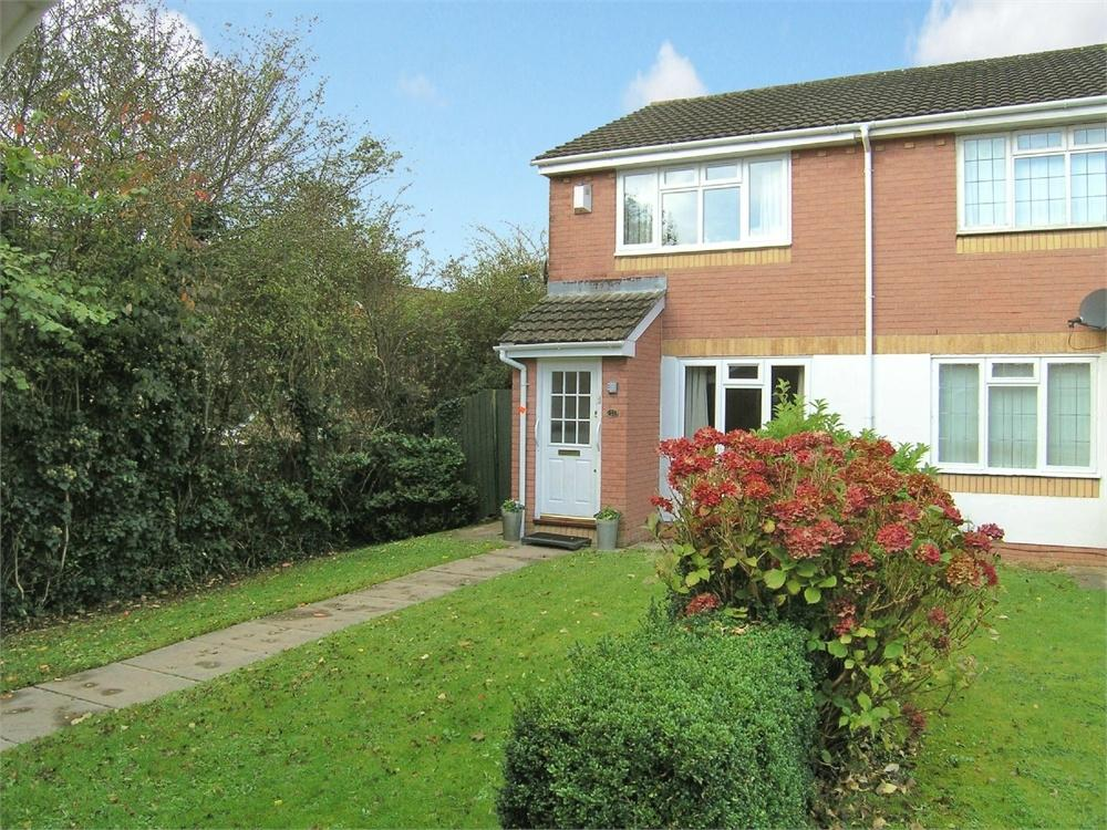 2 Bedrooms Semi Detached House for sale in Clos Nant Y Cor, Pontprennau, Cardiff