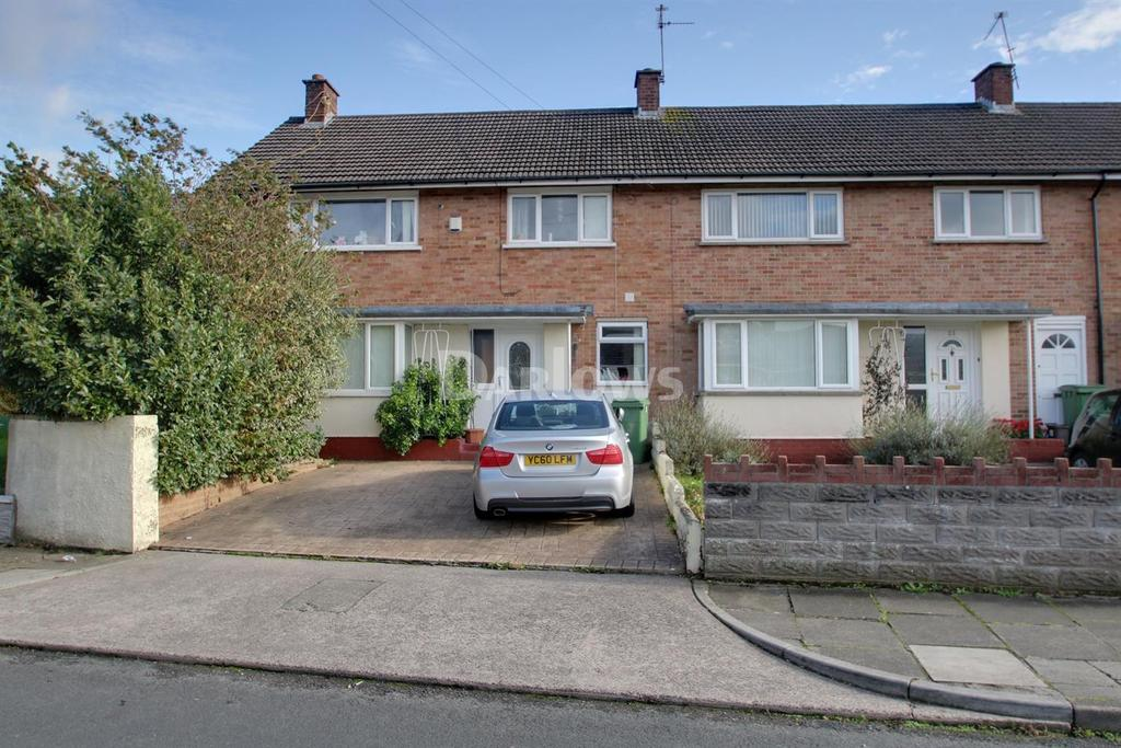 4 Bedrooms Semi Detached House for sale in Milverton Road, Llanrumney, Cardiff
