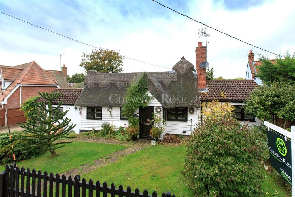 2 Bedrooms Cottage House for sale in Great Horkesley