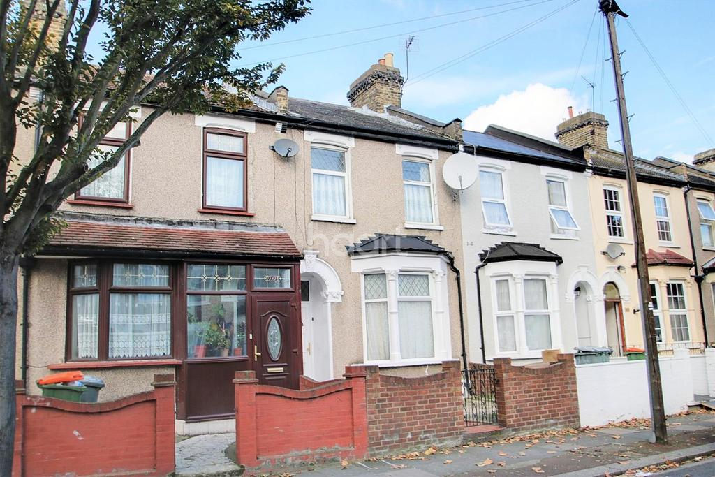 3 Bedrooms Terraced House for sale in Sutton Court Road, Plaistow