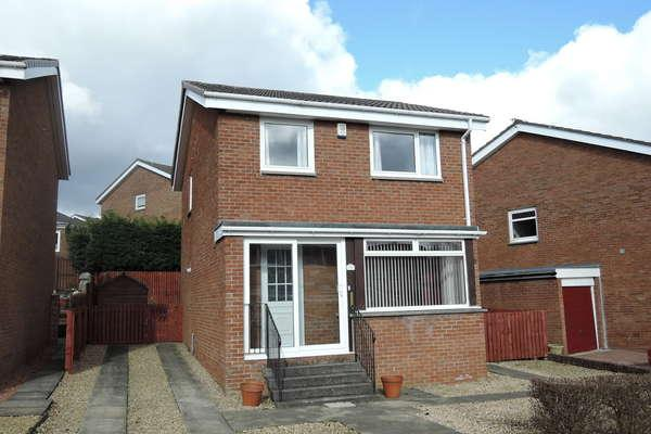 3 Bedrooms Detached House for sale in 18 Spruce Avenue, Hamilton, ML3 7NQ