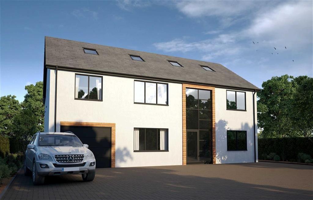 7 Bedrooms Detached House for sale in Sandlebridge Lane, Marthall