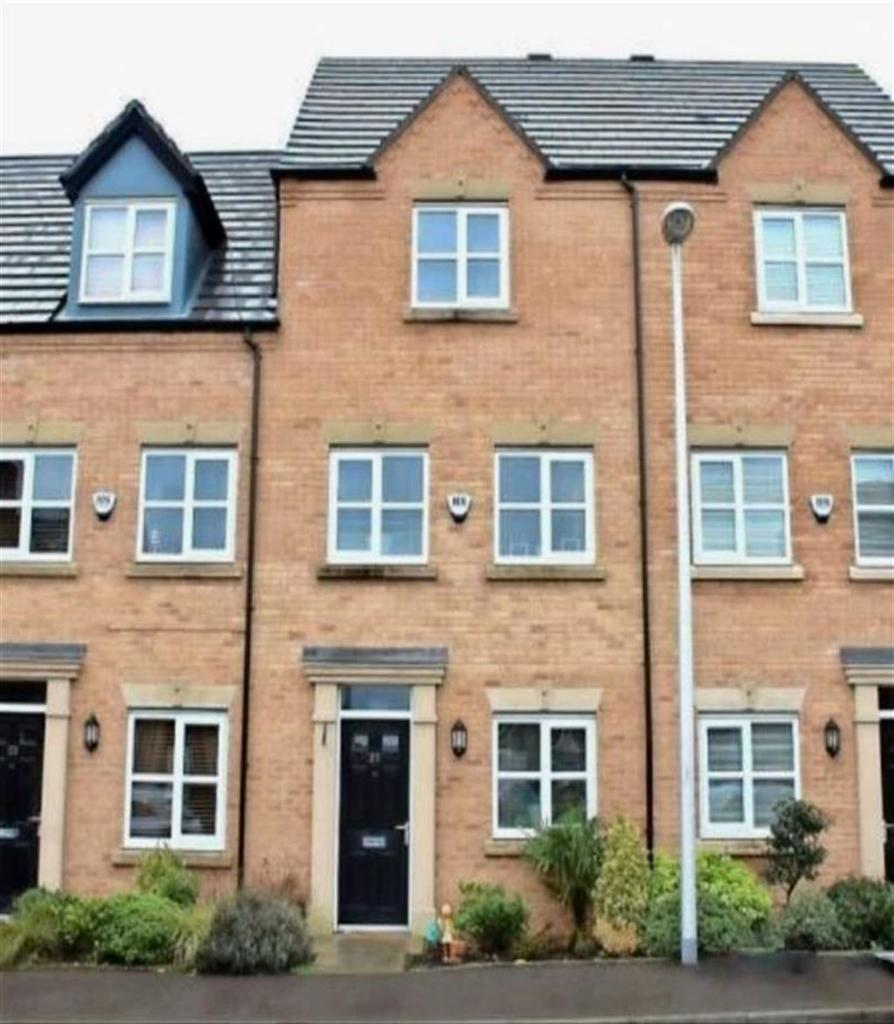 3 Bedrooms Town House for sale in Beamish Close, Lea Green, St Helens, WA9