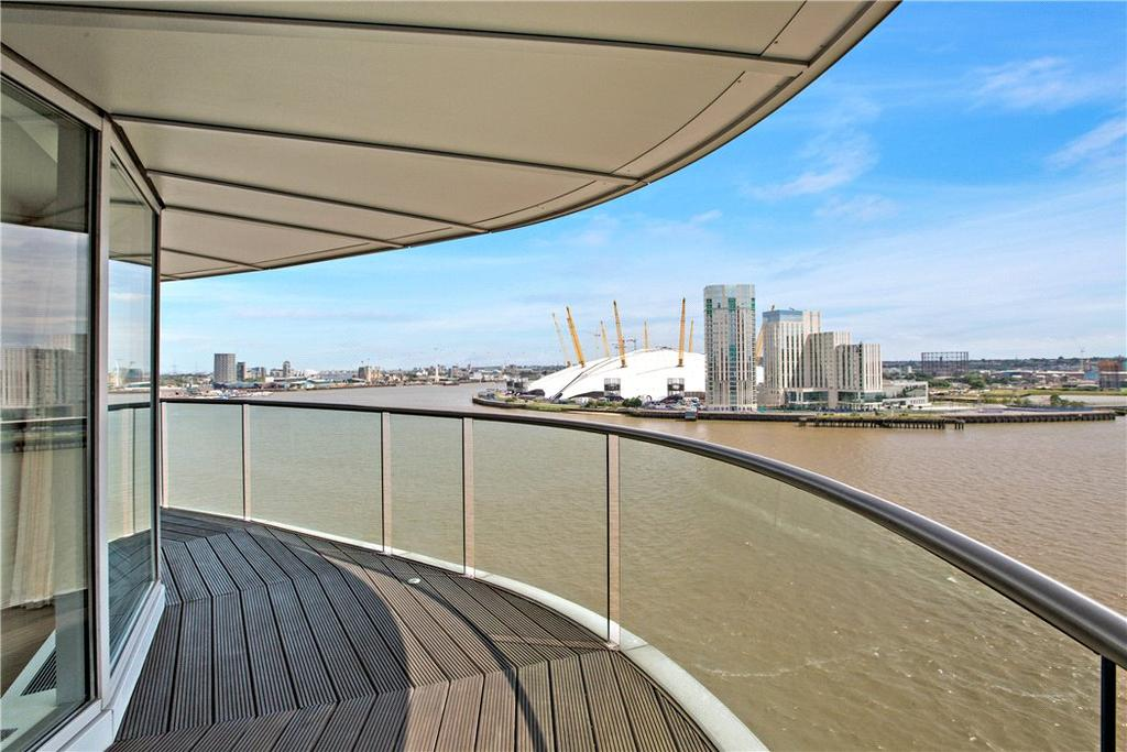 3 Bedrooms Flat for sale in New Providence Wharf, 1 Fairmont Avenue, Isle Of Dogs, London, E14