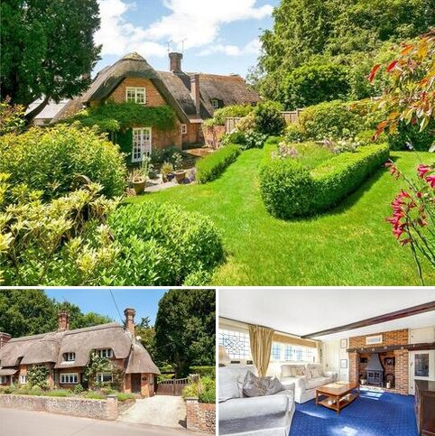 3 bedroom semi-detached house for sale - Crawley, Winchester, Hampshire, SO21