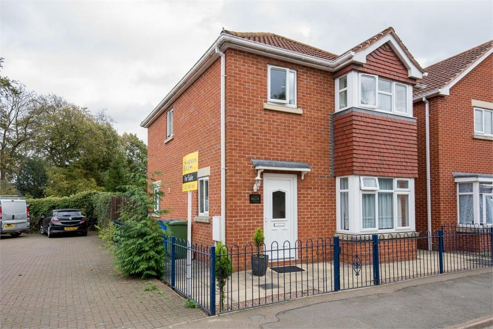 3 Bedrooms Detached House for sale in Freiston Road, Boston, Lincolnshire