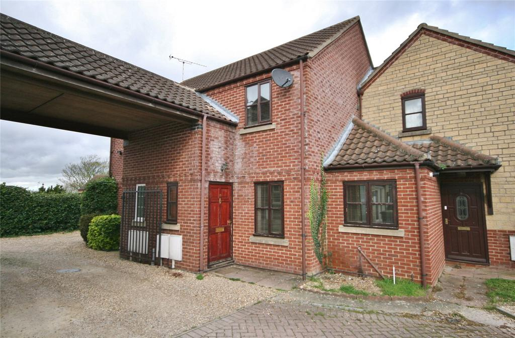 2 Bedrooms Semi Detached House for sale in Courtyard Mews, Grantham Road, LN5