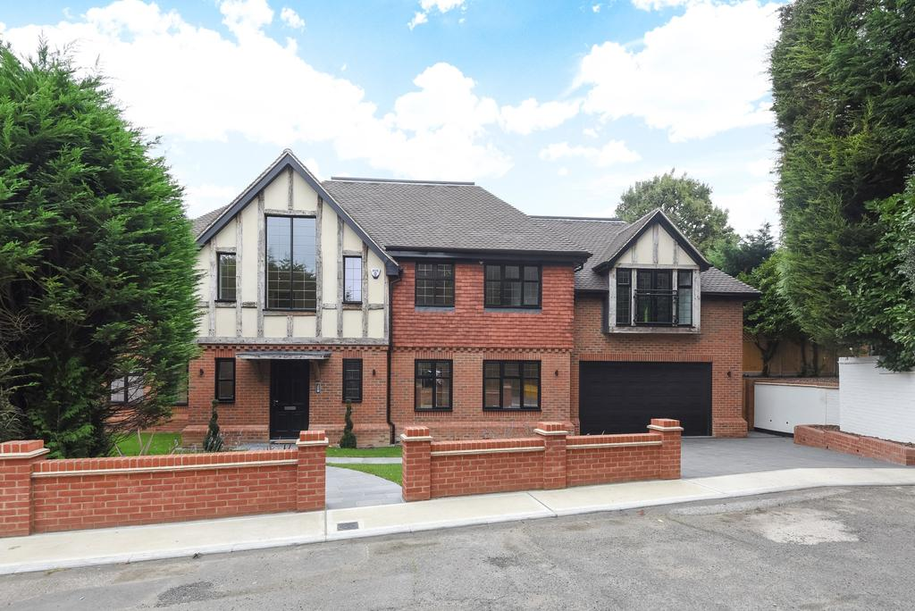 6 Bedrooms Detached House for sale in Mount Close BR1