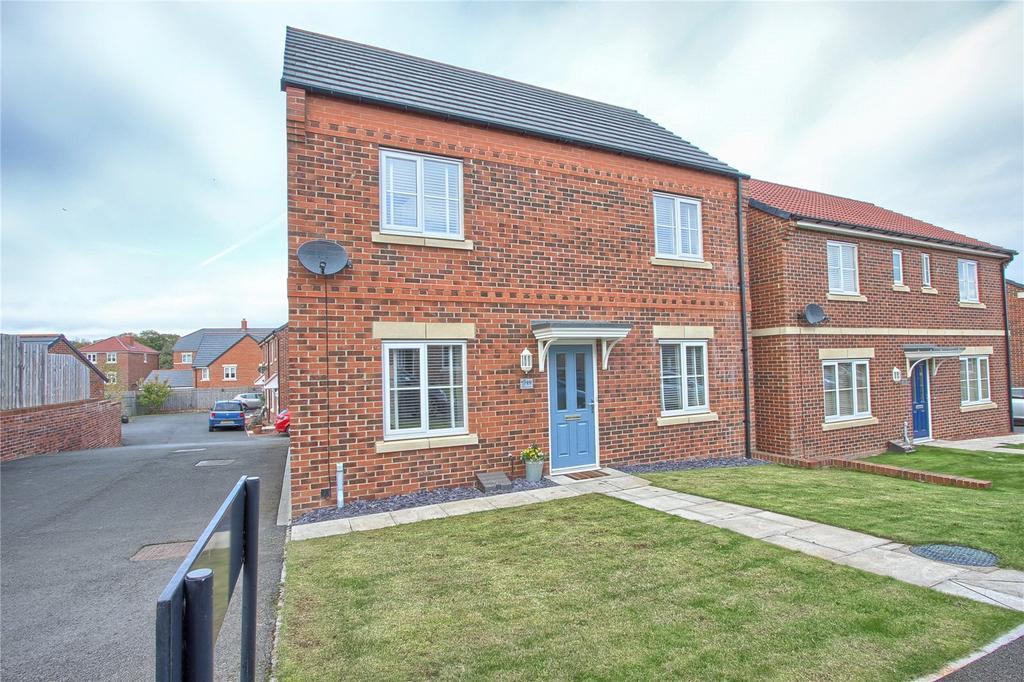 3 Bedrooms Detached House for sale in Chillingham Road, Skelton