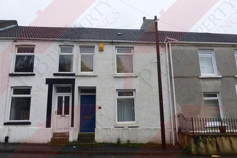 2 bedroom terraced house to rent - Kimberley Road, Sketty, Swansea, SA2 9DP