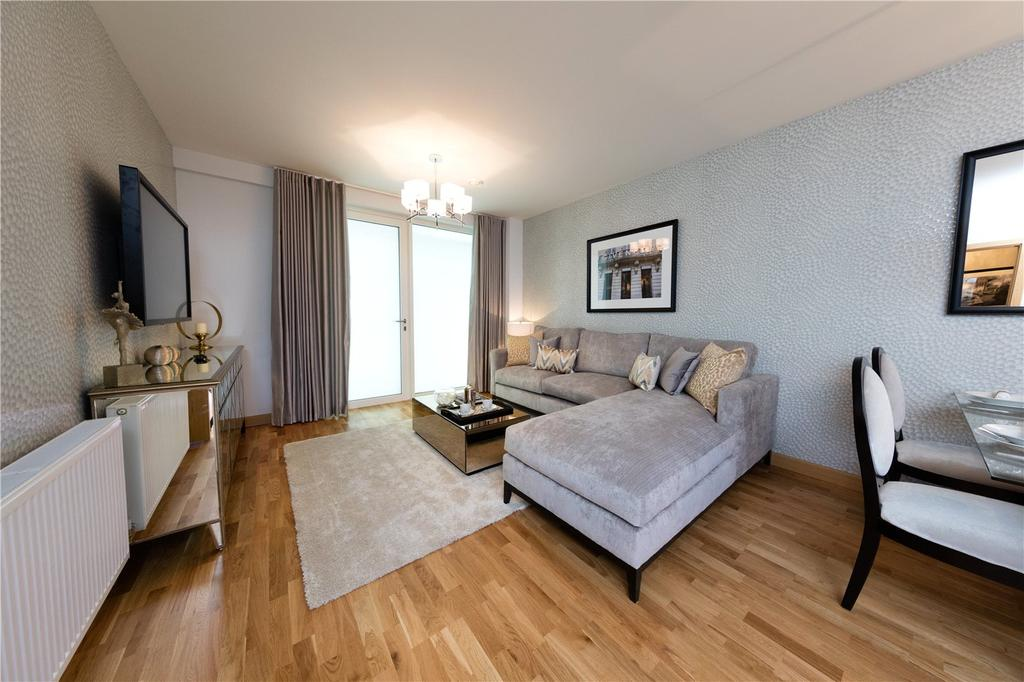 1 Bedroom Apartment Flat for sale in Precision, Greenwich, SE10