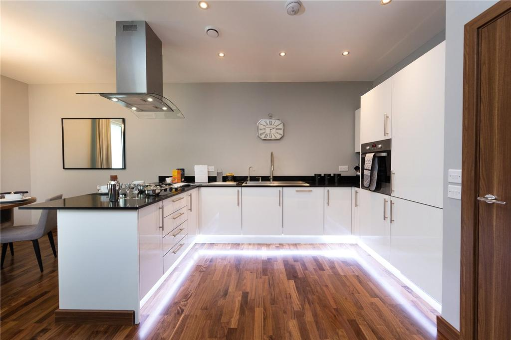2 Bedrooms Apartment Flat for sale in Precision, Greenwich, SE10