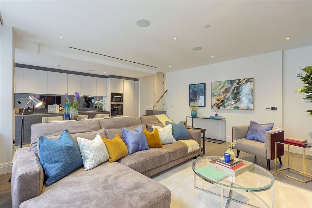 3 Bedrooms Apartment Flat for sale in Chancery Lane, London, WC2A