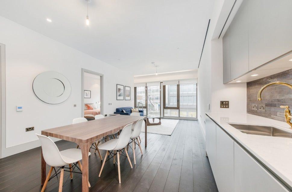 1 Bedroom Flat for sale in 55 VS , Victoria Street,