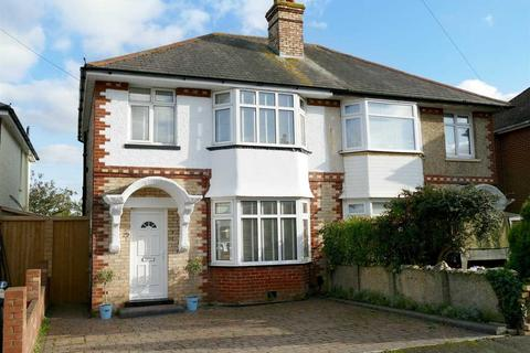 3 bedroom semi-detached house for sale - Semi-Detached House with Planning Permission to extend -  ST MARKS SCHOOL CATCHMENT - Wallisdown