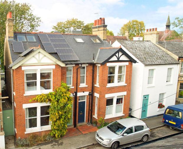 4 Bedrooms Semi Detached House for sale in Hardwick Street, Cambridge, Cambridgeshire