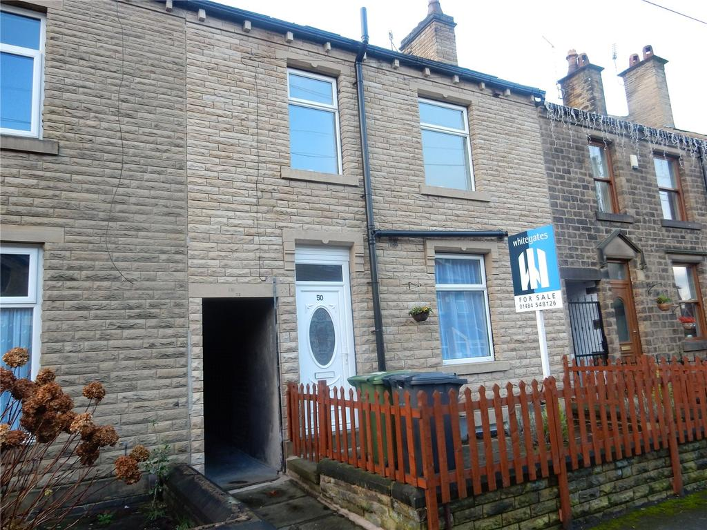 2 Bedrooms Terraced House for sale in Senior Street, Moldgreen, Huddersfield, HD5