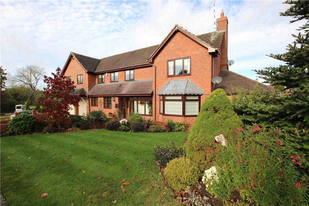 6 Bedrooms Detached House for sale in Hither Green Lane, Redditch, Worcestershire, B98