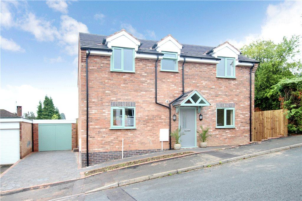 3 Bedrooms Detached House for sale in Woodbury Rise, Malvern, Worcestershire, WR14