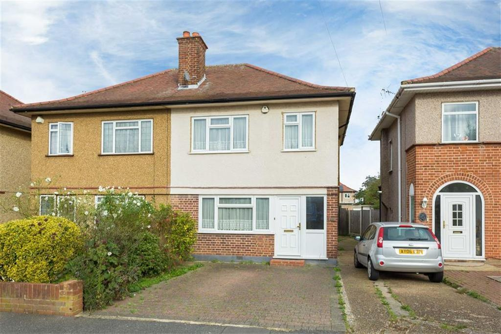 3 Bedrooms Semi Detached House for sale in Lansbury Drive, Hayes