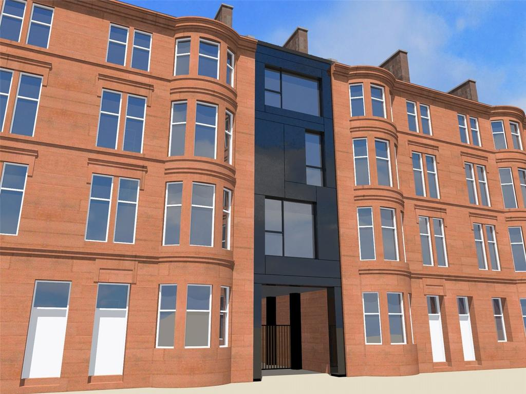 3 Bedrooms Terraced House for sale in House 11 - The Pend, The Havelock Development, Havelock Street, Glasgow