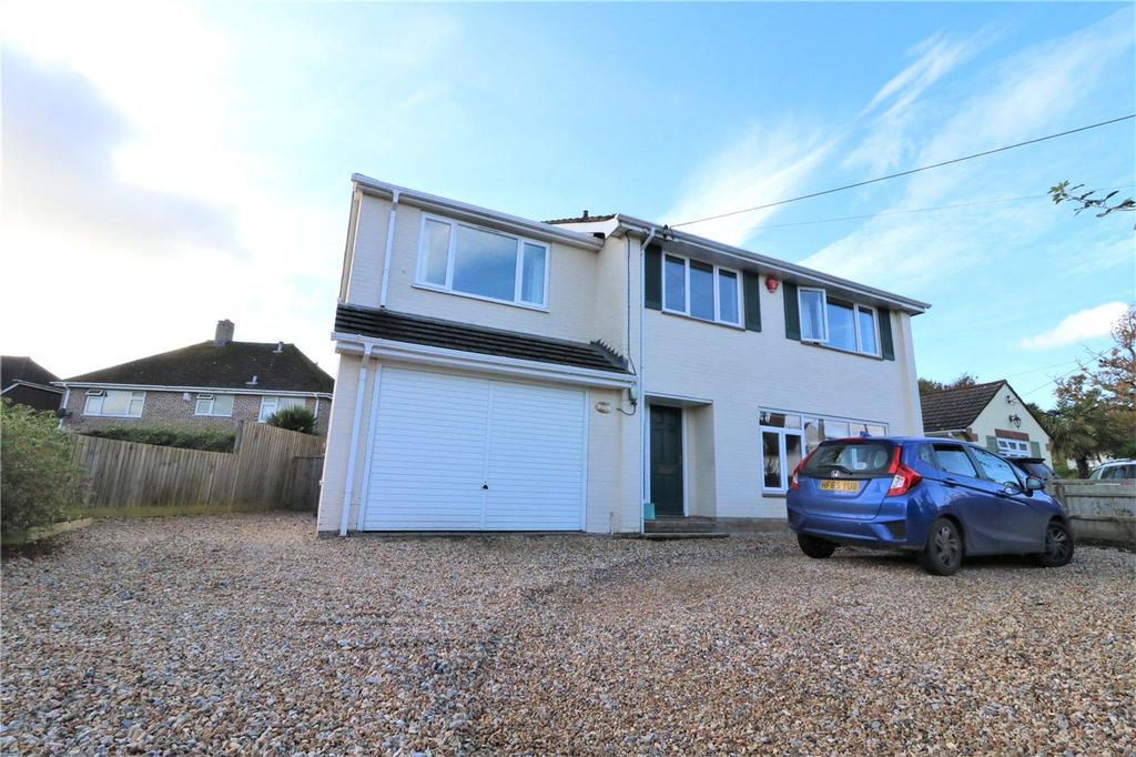 4 Bedrooms Detached House for sale in Furst House, Manchester Road, Sway, Hampshire, SO41