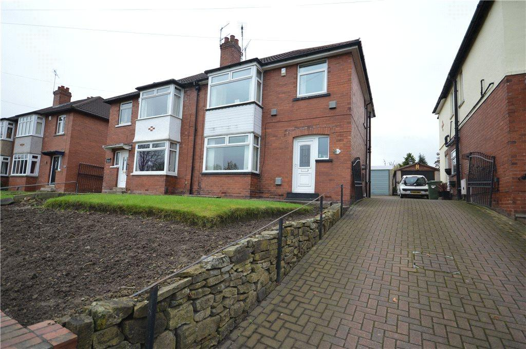 3 Bedrooms Semi Detached House for sale in Ring Road, Farnley, Leeds, West Yorkshire