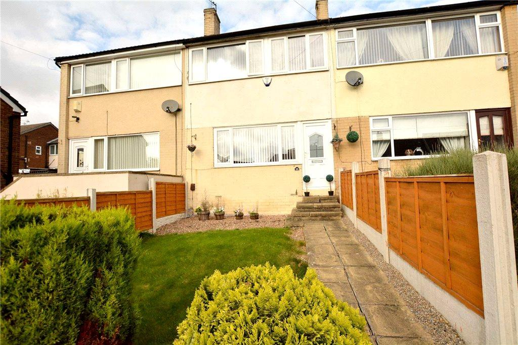 3 Bedrooms Terraced House for sale in Somerdale Close, Leeds, West Yorkshire