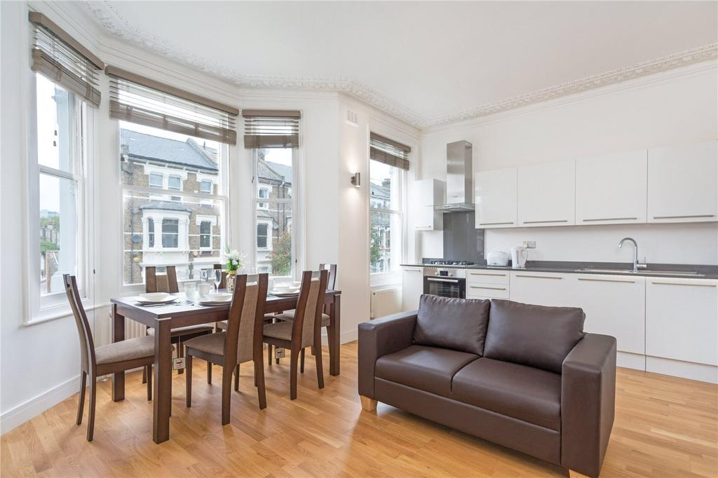 2 Bedrooms Flat for sale in 3 Bradiston Road, Maida Vale, London, W9