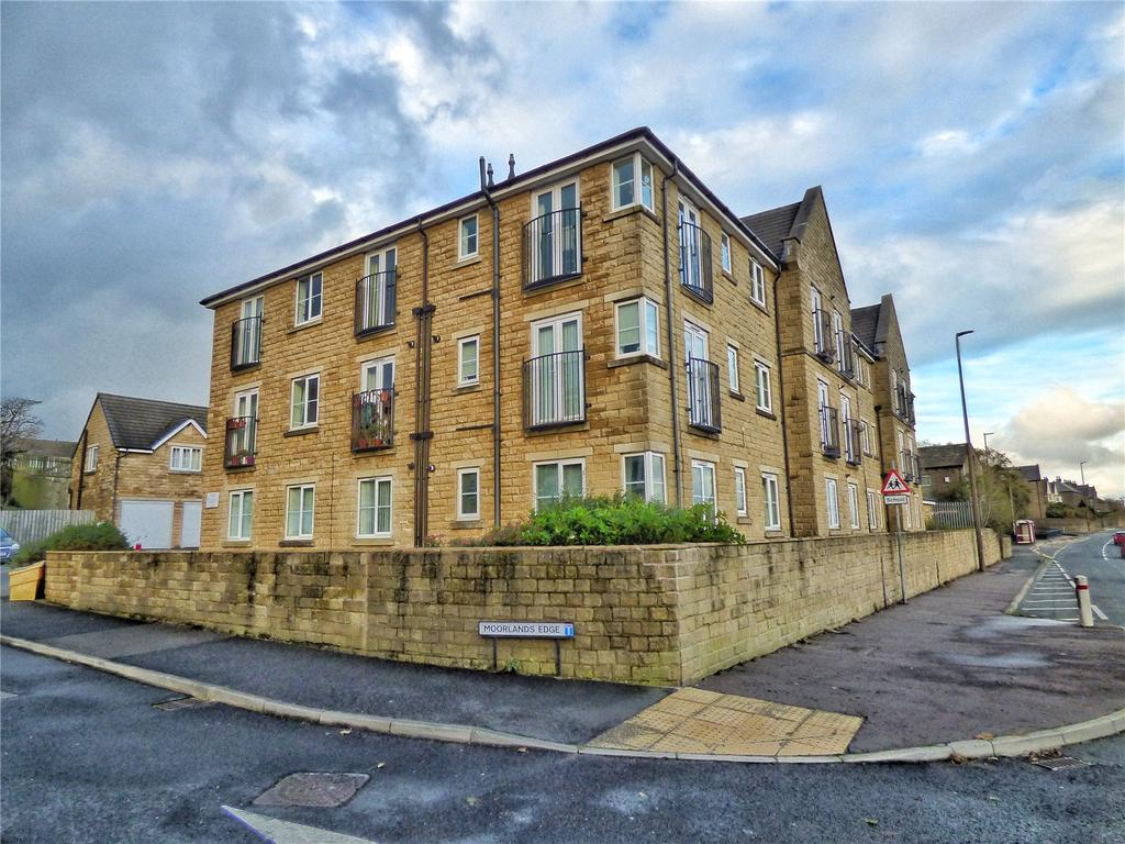 2 Bedrooms Apartment Flat for sale in Moorlands Edge, Huddersfield, West Yorkshire, HD3